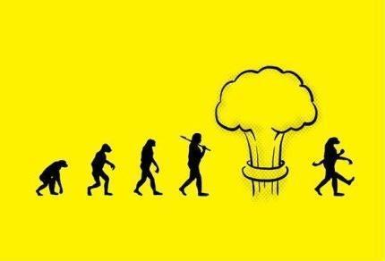 This is what I call Evolution through Atomic Technology