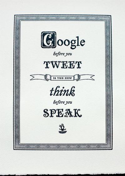 Don't copy my tweet...