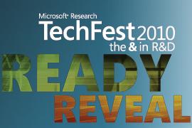Microsoft Techfest 2010