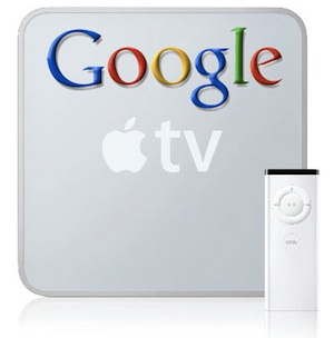 Google-TV vs Apple-TV