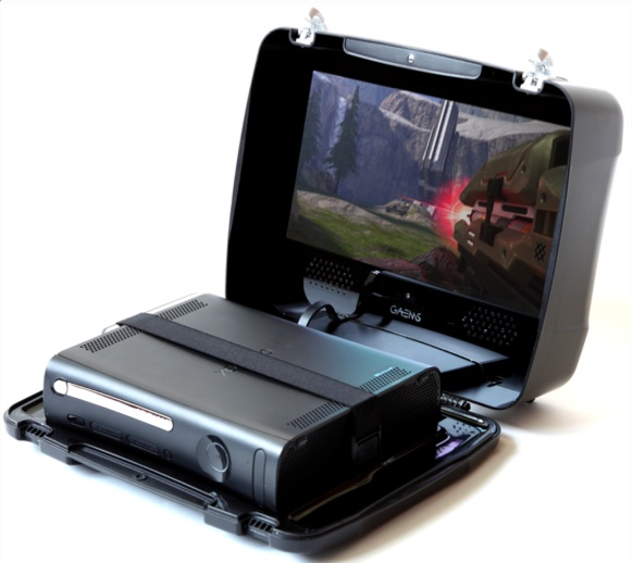 GAEMS Portable Gaming Suitcase