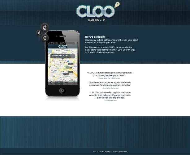 CLOO app