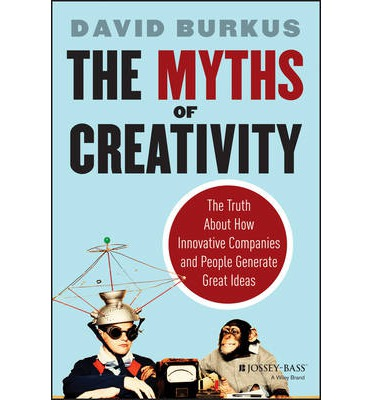 8 Creativity Myths
